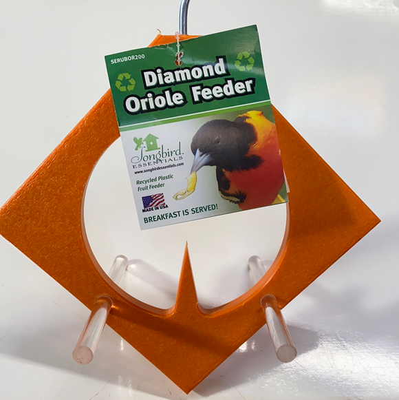 Diamond oriole feeder