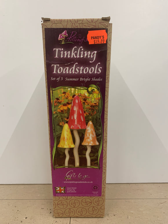 Tinkling Toadstools