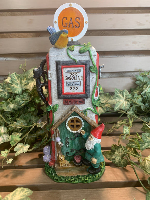 Gnome Gas Pump
