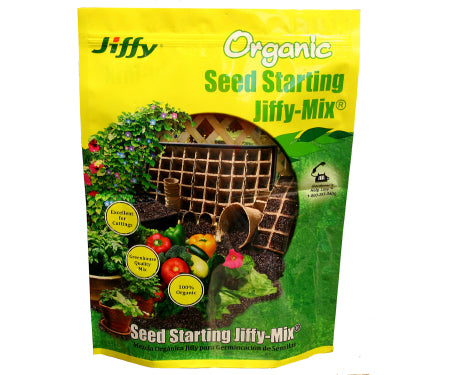 Jiffy Seed Starting Mix (10 qt.)