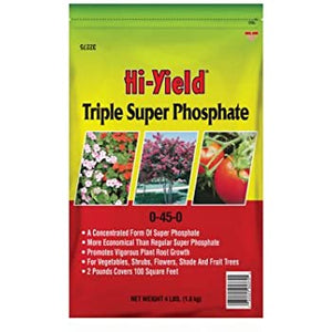 Hi-Yield Triple Superphosphate