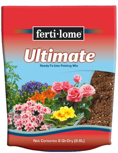 Fertilome Ultimate Potting Mix and Seed Starter