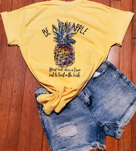 Stand Tall Pineapple