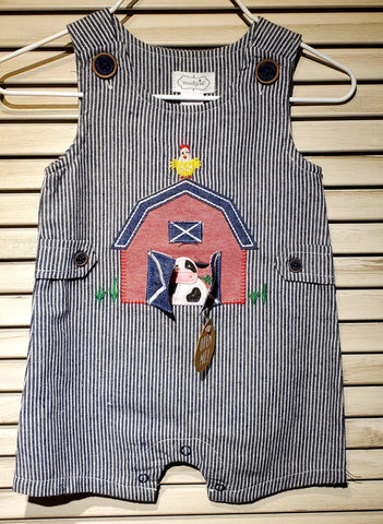 Barn Shortall