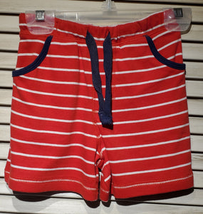 Red Pull on Short