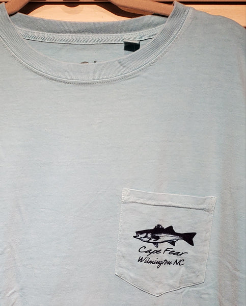 Cape Fear Fishermans Long Sleeve w/Pkt