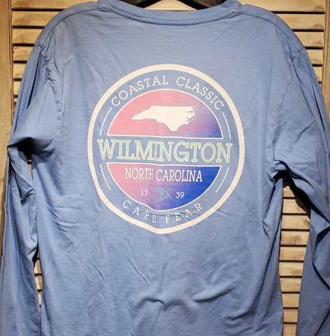 Wilm NC State L/S Tee