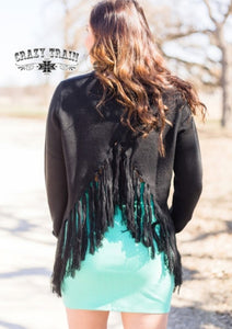 Kiowa Fringe Sweater
