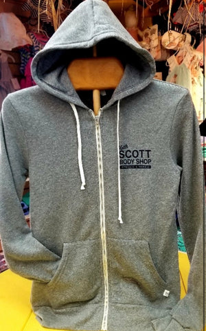 Keith Scott Body Shop Zip Up