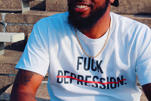 DEPRESSION Short Sleeve T-Shirt
