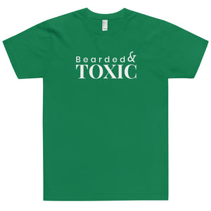 TOXIC Short-Sleeve Men's T-Shirt