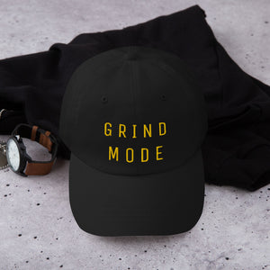 GRIND MODE Dad hat