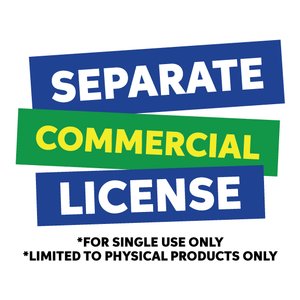 SINGLE COMMERCIAL LICENSE!