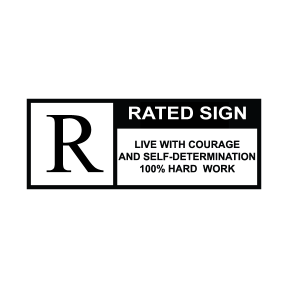Rated Signs Collections