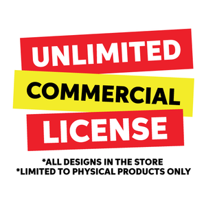 UNLIMITED COMMERCIAL LICENSE!