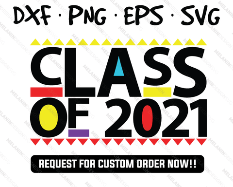 Class of 2021 college free svg