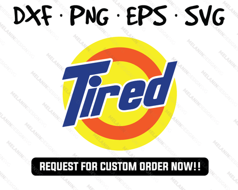 tide logo svg tired