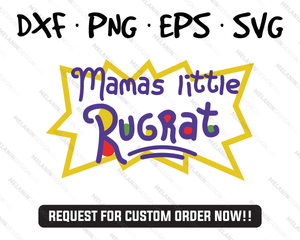 mama's little rugrats