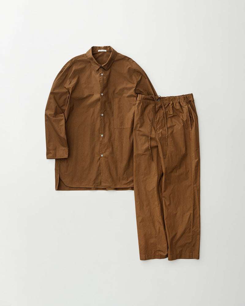 Botanically_coloured_cotton_pajama_brown