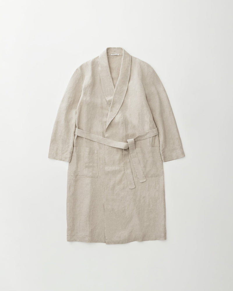 Raw_smooth_linen_robe_natural_ecru