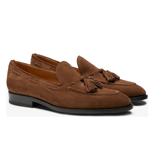 Mark Tan Tassel Loafer - Romèro Ferrera