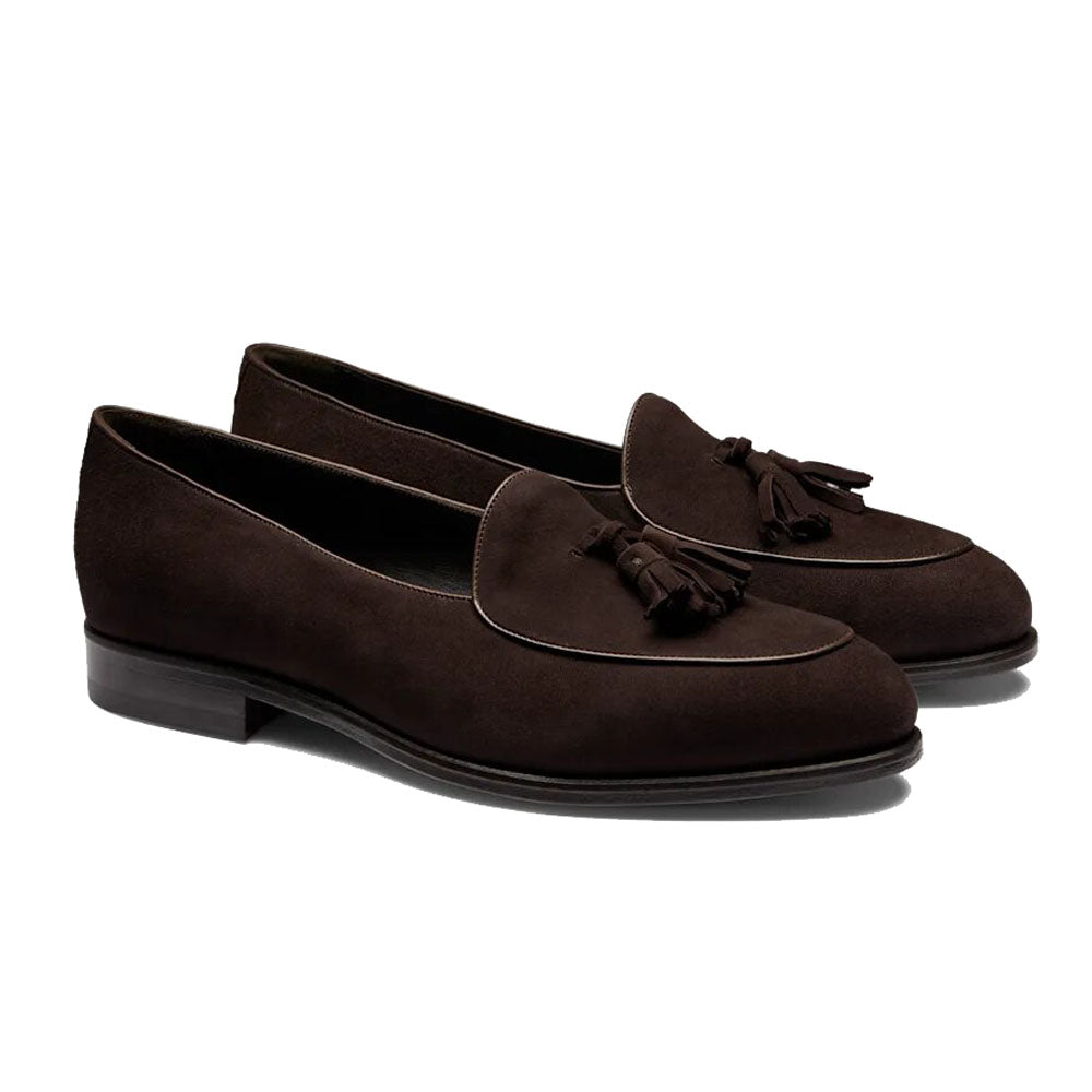 Travis Brown Tassel Loafer - Romèro Ferrera