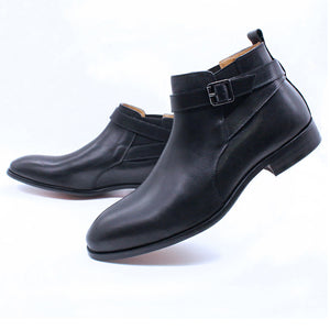 Torres Black Jodhpuri Boot