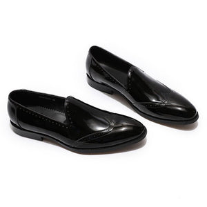 Christopher Black Patent Slip-on - Romèro Ferrera