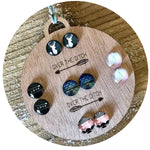 Accessory Storage- Bauble Earring Holder
