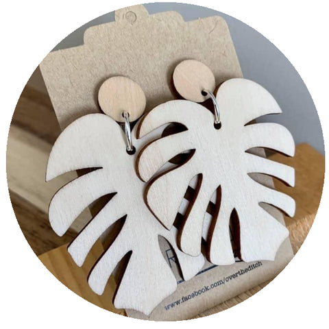 Dangles- For the love of Monstera!