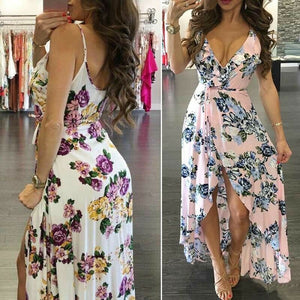 Haley Long Maxi Dress