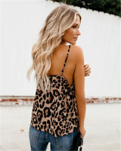 Load image into Gallery viewer, Shani Leopard Cami