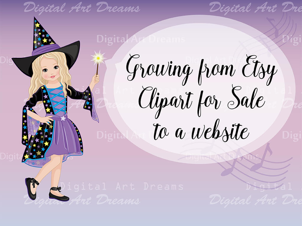 Etsy clipart for sale