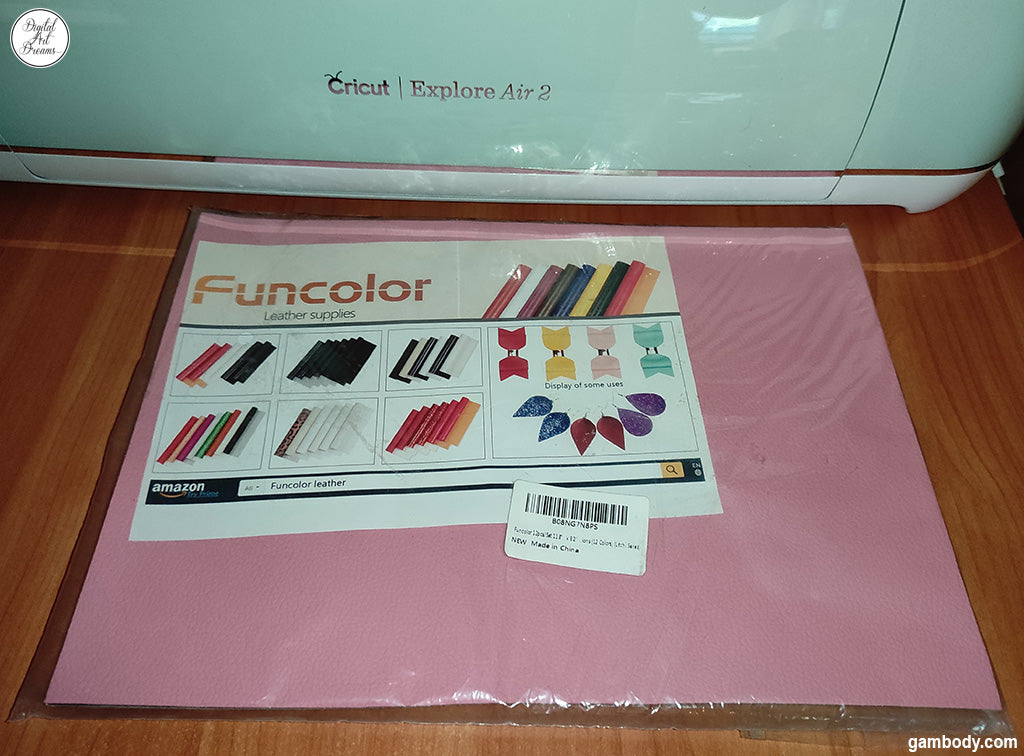 Cricut material for crafting