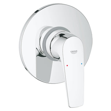 Grohe BauFlow Single-Lever Shower Mixer