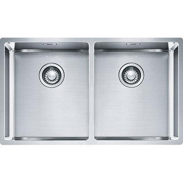 Franke Bolero BOX 220 36-36 Stainless Steel