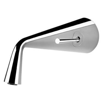 Gessi Cono Wall Mixer With Spout