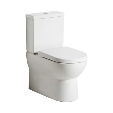 Argent Pace HygienicFlush Back to Wall Toilet Suite