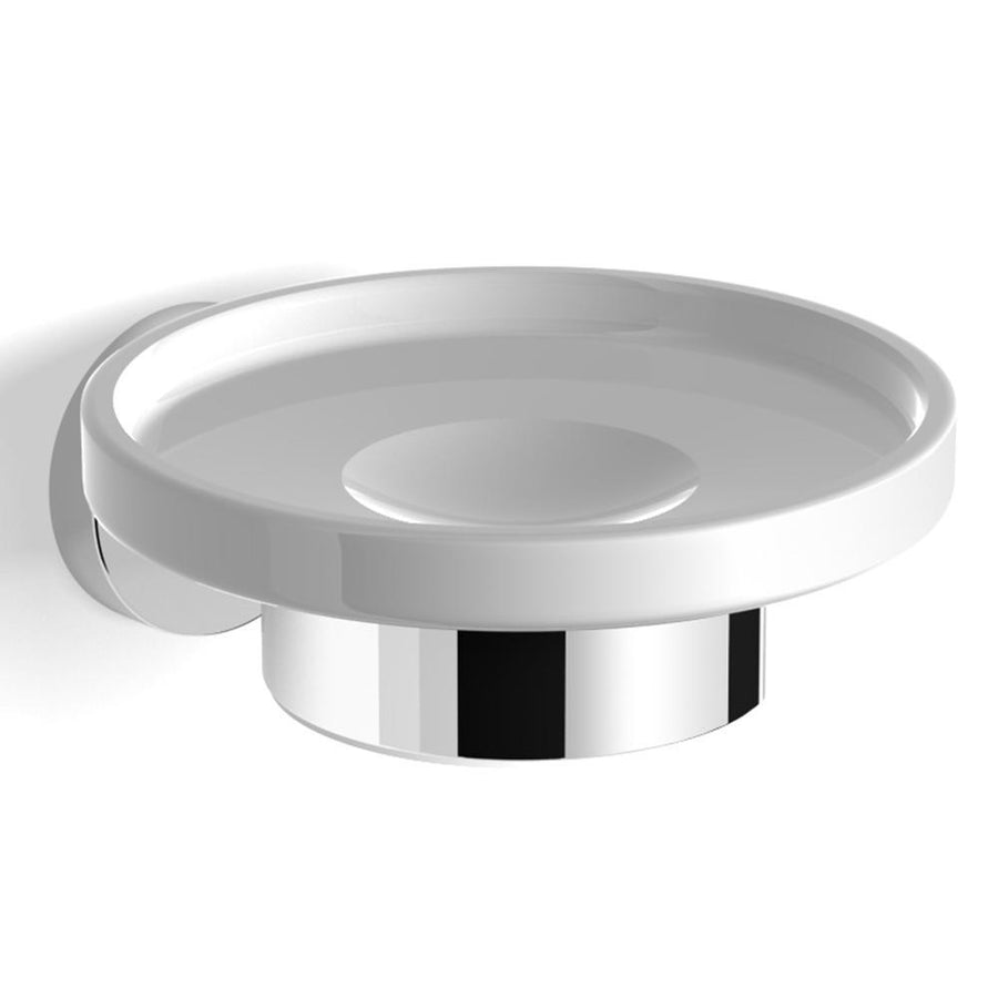 Argent Focus Soap Dish Ceramic