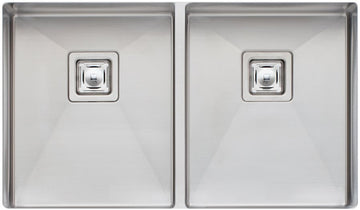 Oliveri Professional Series Double Bowl Undermount Sink