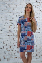 Load image into Gallery viewer, Yvonne Tile Dress