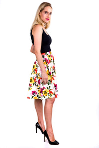 Belle skirt with Pockets