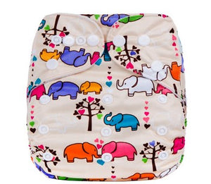 Love elephants pocket