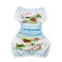 Load image into Gallery viewer, Hello Summer swim diaper