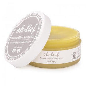 Oh Lief Natural Tummy wax - 100g
