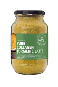 Pure collagen Turmeric latte