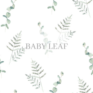 Baby Leaves Multi Cover