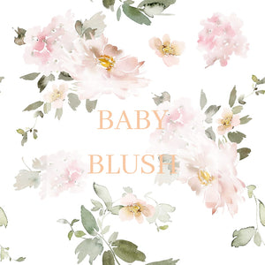 Baby Blush Newborn Swaddle set
