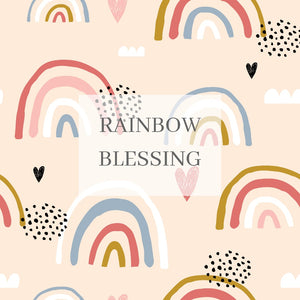 Rainbow Blessing Multi cover