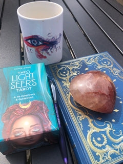 Coffee, Crystals & Tarot